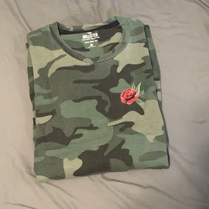 Hollister Crewneck T-shirt
